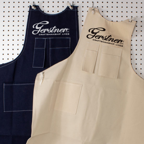 Craftsmanship Lives Logo Shop Apron