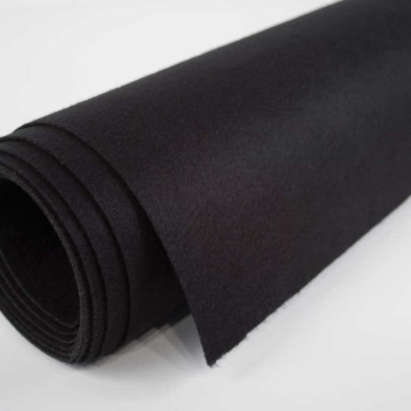 Part 1011 - Black Replacement Felt (36 in x 3 yds)