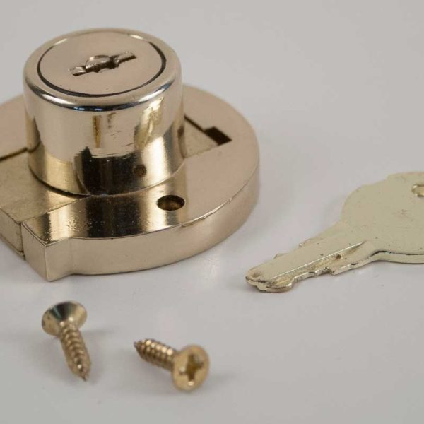 Part 1032 - Brass Base Lock