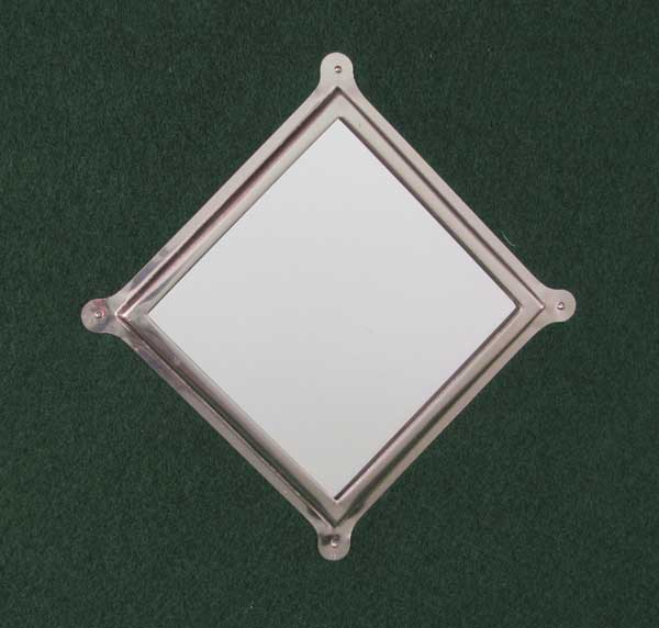 Part 1035 - Nickel-Framed Mirror