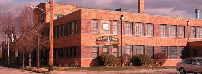 Gerstner & Sons factory building